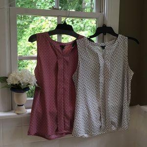 Ann Taylor blouses. Size M